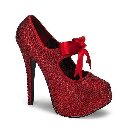 Booties Are Grabbing Some Major Attention As A Firm: Kung-Fu Shoes: Regal Red « Decadence And Deviance