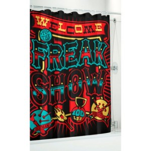 freakshow-shower-curtain