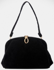 pinup_couture_vintage_black_velvet_evening_bag