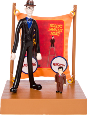 sideshow-tall-man-small-man-figures