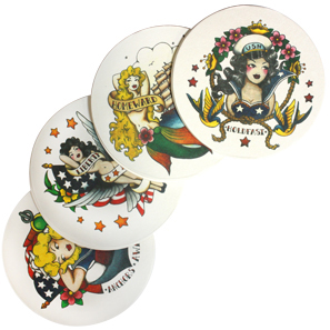 tattooed-ladies-coasters