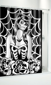 webbed-girl-shower-curtain